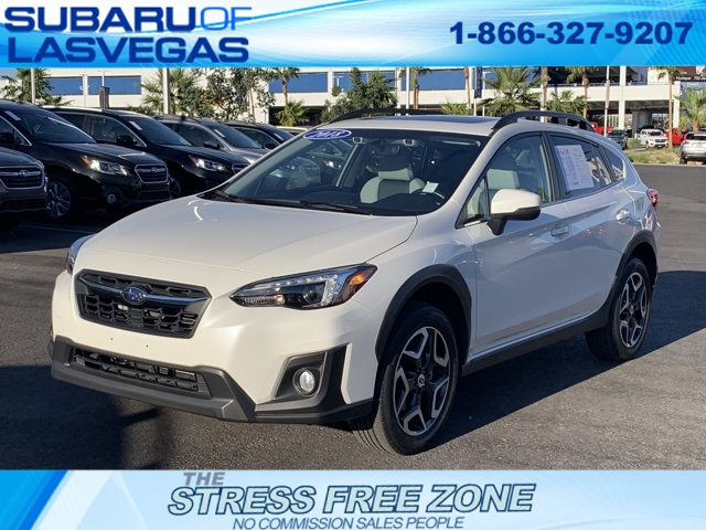 Subaru Certified Pre Owned >> Certified Pre Owned 2018 Subaru Crosstrek 2 0i Limited Awd