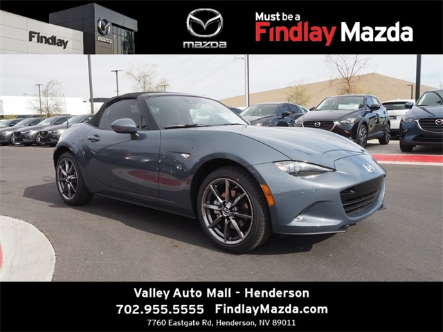 New 2020 Mazda Miata Grand Touring