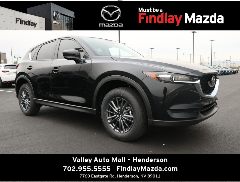 New 2019 Mazda Cx 5 Touring Fwd Sport Utility In Henderson 70093