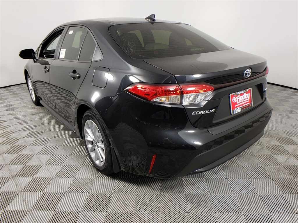new 2021 toyota corolla le 4d sedan in henderson 210099