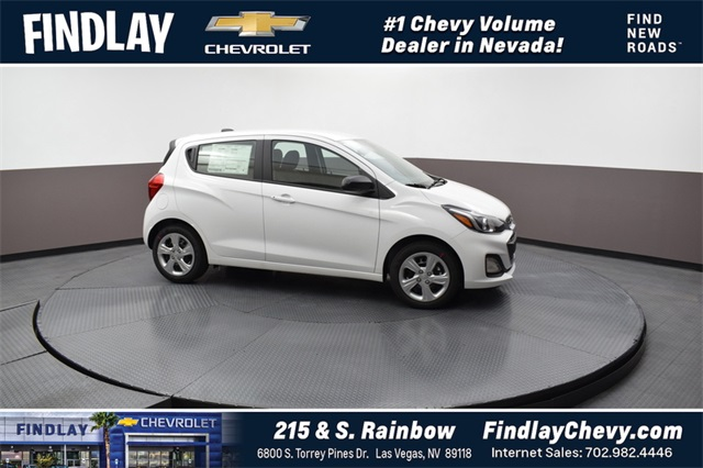 New 2021 Chevrolet Spark LS