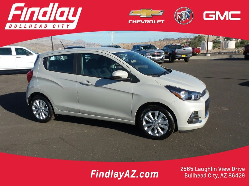 new 2017 chevrolet spark 5dr hb cvt lt w 1lt hatchback in bullhead city 31746 findlay auto group. Black Bedroom Furniture Sets. Home Design Ideas