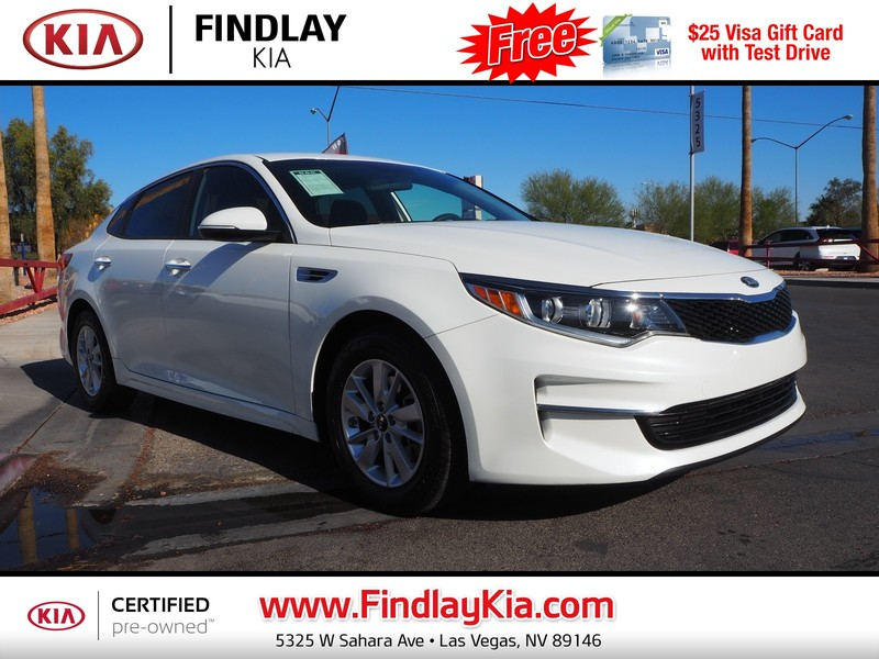 Certified Preowned 2016 Kia Optima Lx 24 4dr In Las Vegas Rhfindlayauto: 2008 Kia Optima Horn Location At Gmaili.net