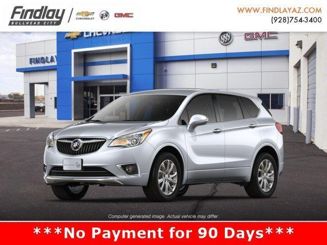 New 2019 Buick Envision Preferred Fwd 4dr Preferred In Bullhead City