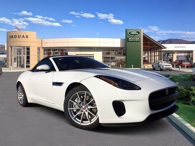 High Quality New 2018 Jaguar F Type Convertible