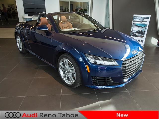 New Audi TT Roadster TFSI Convertible In Reno TT - 2018 audi tt