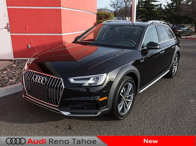New Audi A Allroad TFSI Premium Plus Station Wagon In Reno - Audi a4 2018