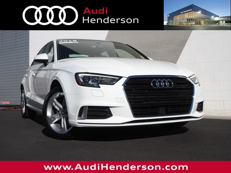 PreOwned Audi A PREMIUM DR In Henderson SL Findlay - Audi pre owned