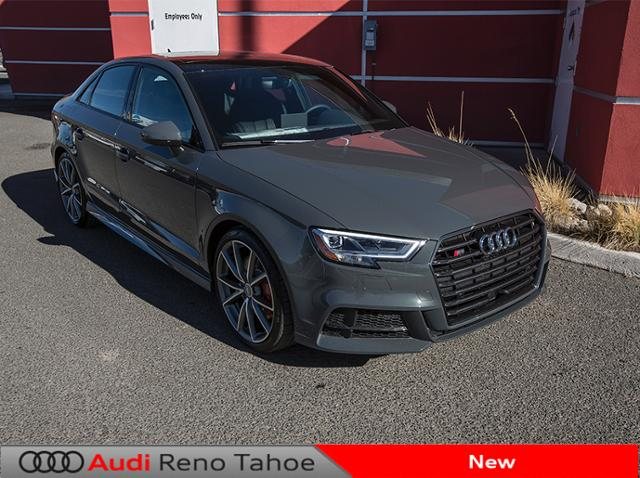 New Audi S TFSI Premium Plus Dr Car In Reno S - 2018 audi s3