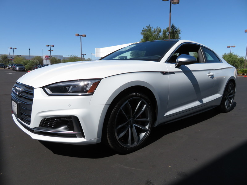 2018 audi s5 coupe. perfect audi new 2018 audi s5 coupe prestige on audi s5 coupe