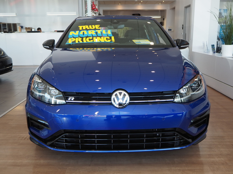 New Volkswagen Golf R MOTION Hatchback In Las Vegas J - Vw car show las vegas