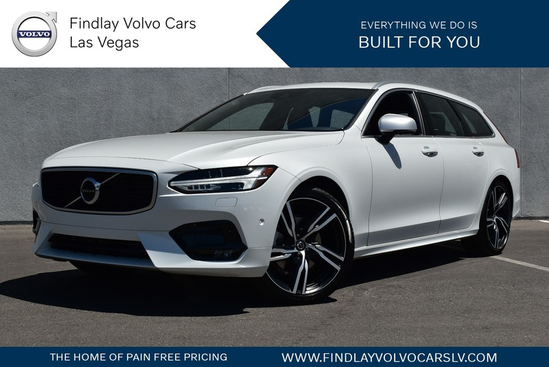 New 2019 VOLVO V90 T5 FWD R-DESIGN Front Wheel Drive Wagon