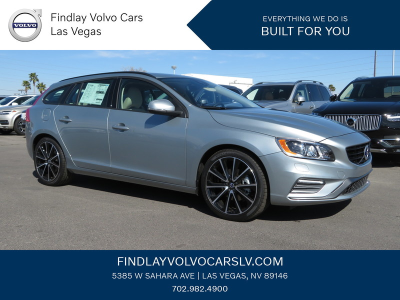 New 2018 Volvo V60 T5 Dynamic