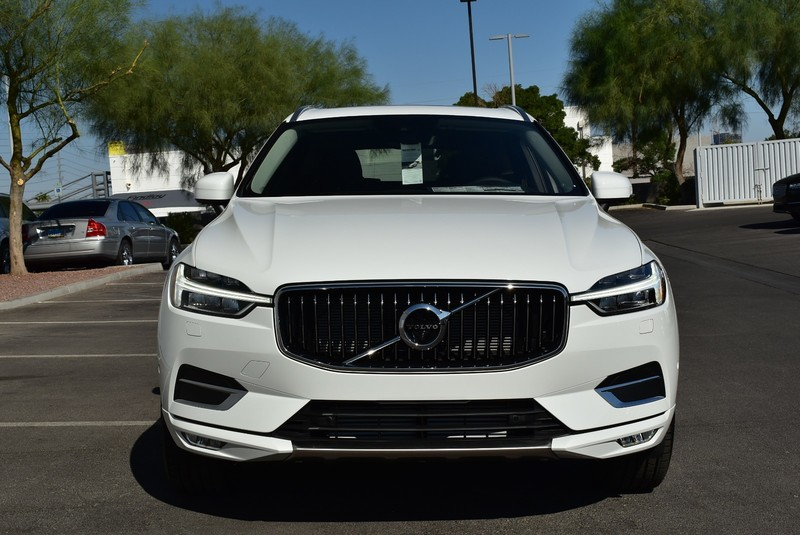 New 2020 Volvo Xc60 T5 Fwd Inscription Front Wheel Drive Sport Utility