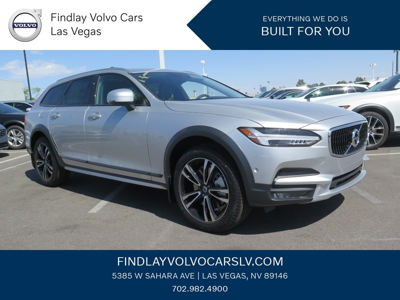 New 2018 VOLVO V90 CROSS COUNTRY T5 AWD