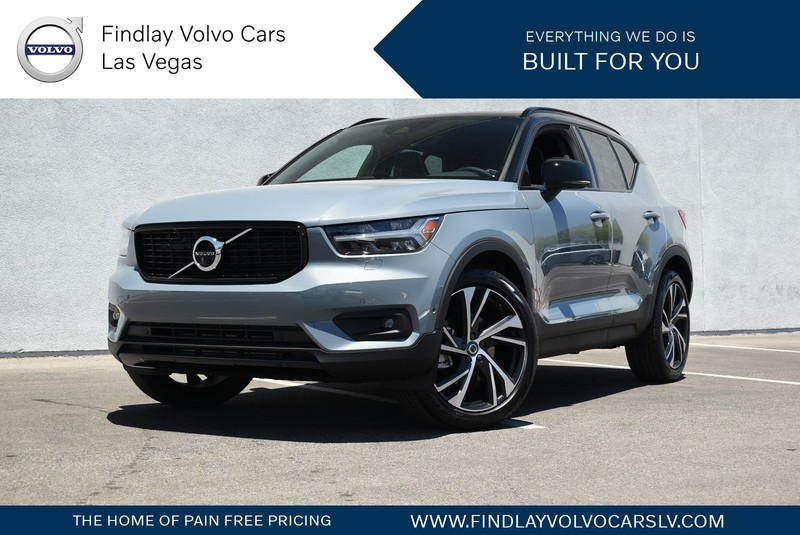 2020 Volvo XC40: News, New Options, Specs, Price >> New 2020 Volvo Xc40 T4 Fwd R Design Front Wheel Drive Sport Utility
