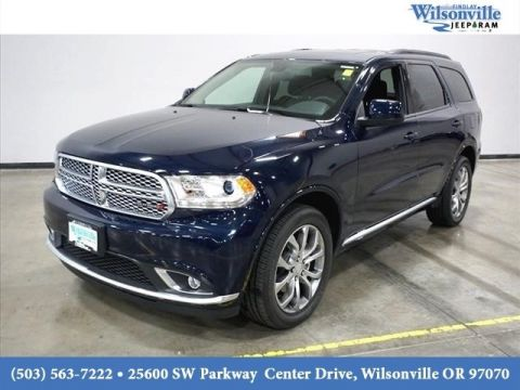 New 2018 Dodge Durango SXT