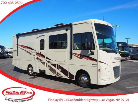 New 2020 Winnebago Vista 27P