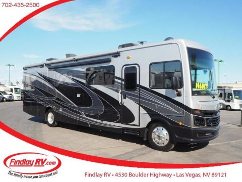 New 2020 Fleetwood Bounder 35P