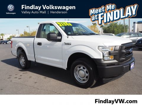 Pre-Owned 2017 Ford F-150 XL 2WD REG CAB 6.5' BOX
