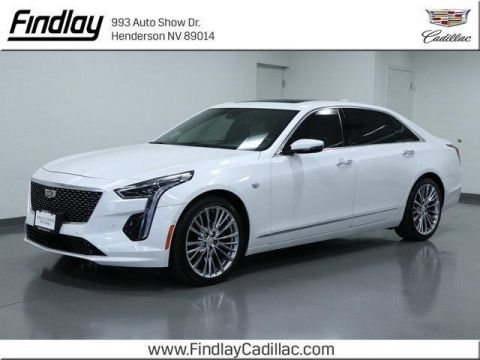 Certified Pre-Owned 2019 Cadillac CT6 Premium Luxury