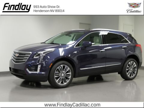 New 2019 Cadillac Xt5 Premium Luxury Fwd 4 Dr Suv In Henderson C13405 Findlay Auto Group