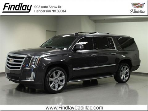 Certified Pre-Owned 2016 Cadillac Escalade ESV Luxury Collection