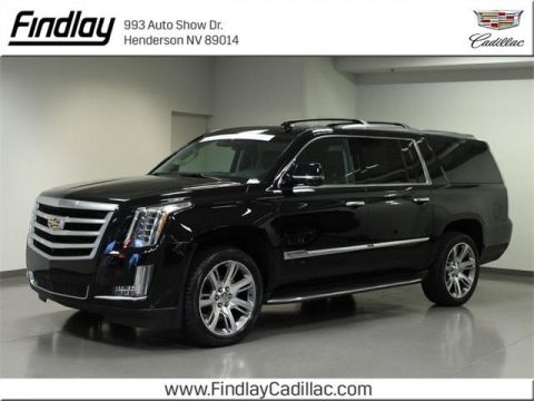 Certified Pre-Owned 2015 Cadillac Escalade ESV Luxury