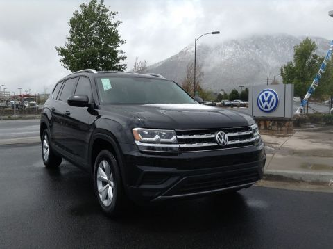 New 2018 Volkswagen Atlas 3.6L V6 S