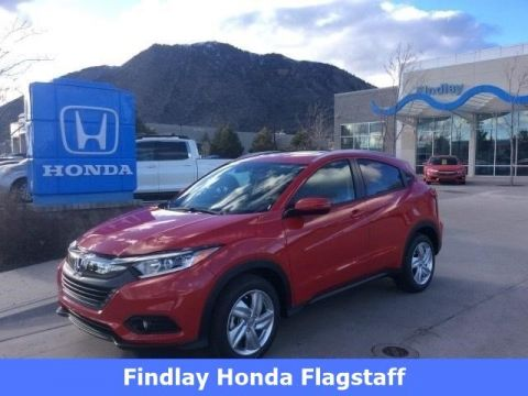 New 2019 Honda HR-V EX-L AWD