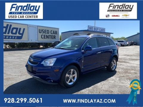 Pre-Owned 2013 Chevrolet Captiva Sport Fleet LT