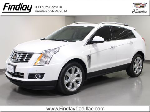 Certified Pre-Owned 2016 Cadillac SRX Premium Collection FWD