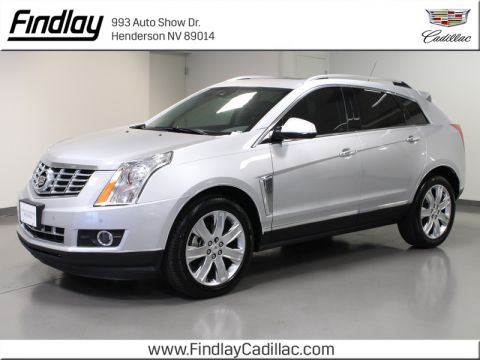 Certified Pre-Owned 2015 Cadillac SRX Premium Collection FWD