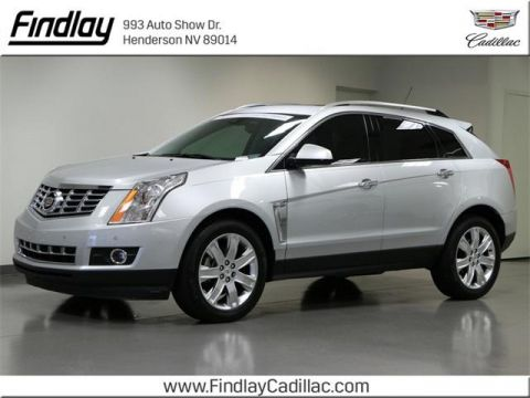 Certified Pre-Owned 2015 Cadillac SRX Premium Collection