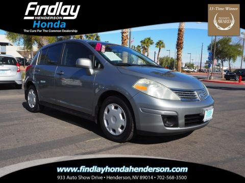 Pre-Owned 2009 Nissan Versa S POWER