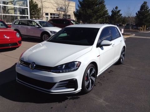 New 2020 Volkswagen Golf GTI 2.0T S DSG