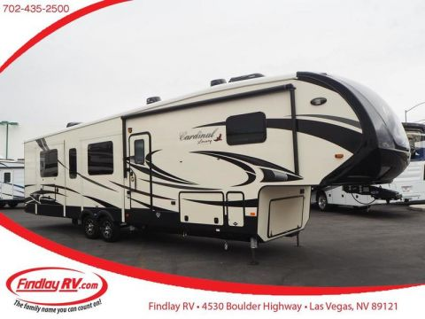 New 2020 Forest River Cardinal Luxury 3750BKX
