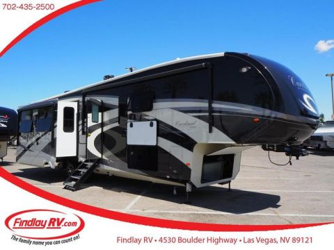 New 2020 Forest River Cardinal Luxury 3875FBX