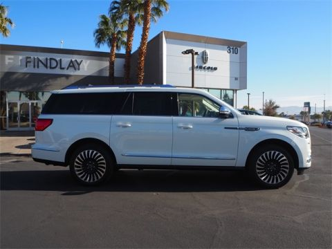 New 2020 Lincoln Navigator L Black Label