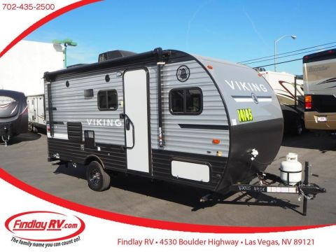 New 2020 Coachmen Viking Ultra-Lite 17BHS