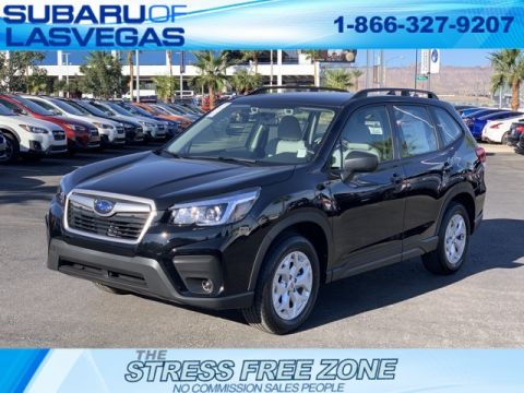 New 2020 Subaru Forester Base