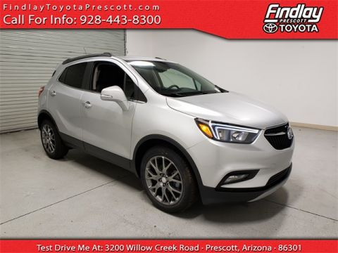 Pre-Owned 2019 Buick Encore Sport Touring