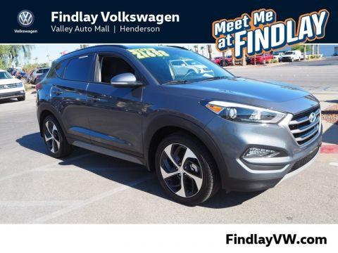 Pre-Owned 2017 Hyundai Tucson VALUE