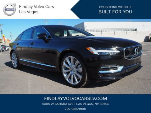 New 2019 VOLVO S90 T8 EAWD PLUG-IN HYBRID INSCRIPTION