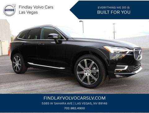 New 2019 VOLVO XC60 T5 FWD INSCRIPTION