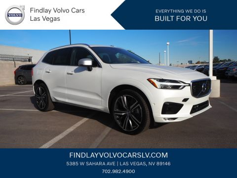 New 2019 VOLVO XC60 T5 AWD R-DESIGN