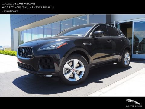 New 2018 Jaguar E-PACE P300 AWD R-DYNAMIC S