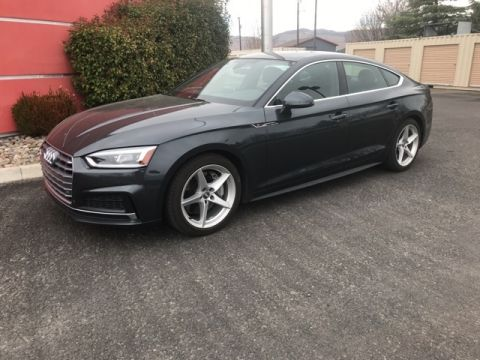Certified Pre-Owned 2019 Audi A5 2.0T Premium Plus