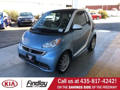 Pre-Owned 2014 smart Fortwo electric drive Passion